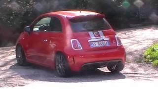 Abarth 695 Tributo Ferrari 2011 Videos
