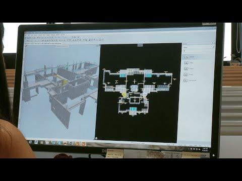 Robin Village (Singapore) uses CAD-software PLANBAR for high-quality precast parts design