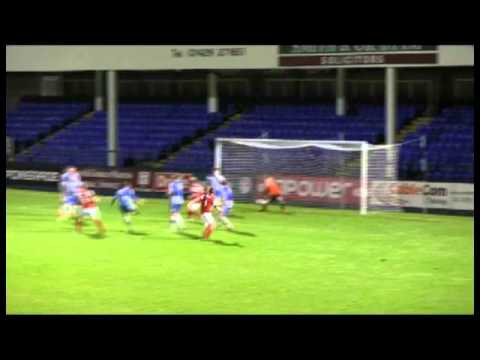 Hartlepool United FC Youth Team v Fleetwood 2012 FA Cup Part 3