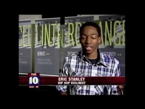 """""""Eric Stanley: Hip Hop Violinist"""""""