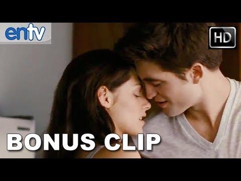 Twilight Breaking Dawn Part 1: Edward and Bella Post Sex Scene - Bonus Clip [HD] thumbnail