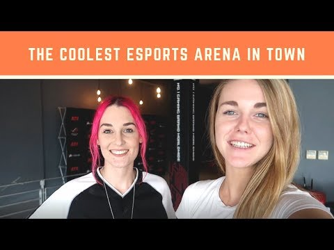 LIFE OF A GAMER | EP.18 The coolest esports arena in Africa!