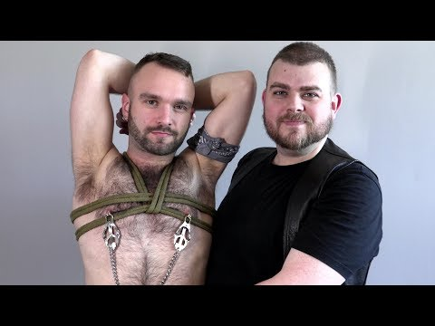 Step by Step Bondage Cock and Ball Restraint with Bondage Rope | Pulse and Cocktails from YouTube · Duration:  2 minutes