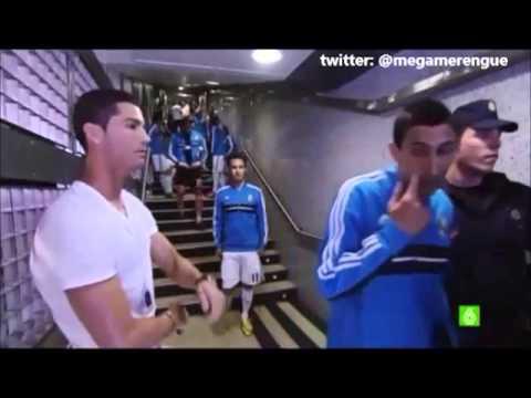 Mourinho se despide del Real Madrid