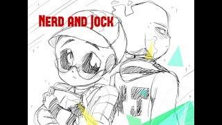 Nerd And Jock Undertale