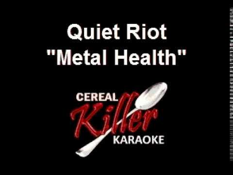 CKK - Quiet Riot - Metal Health (Karaoke)