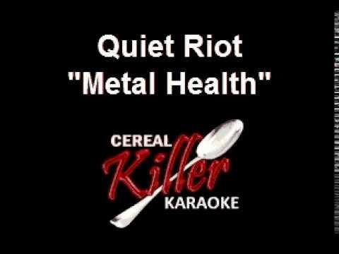 CKK - Quiet Riot - Metal Health (Karaoke)