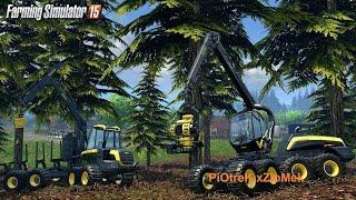 Farming Simulator 2015 #3 ''Orka''  Orej pole na traktorze :D