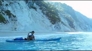 Lefkada kayak tour