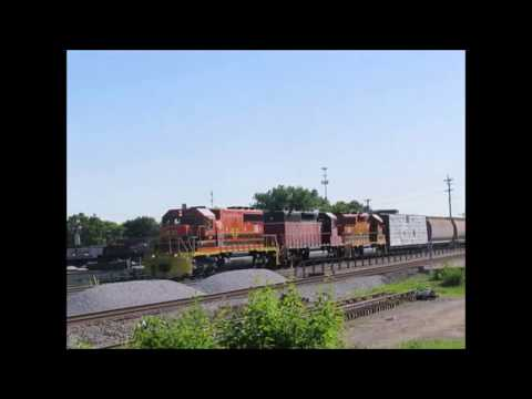 Railfanning Cincinnati Ohio - Winton Place 2017