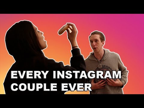Every Instagram Couple Ever