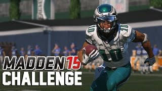 Can I Recreate Desean Jacksons Miracle Punt Return? - Madden NFL Challenge