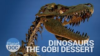 Dinosaurs. Bones Remains in Gobi Desert | Culture - Planet Doc Full Documentaries