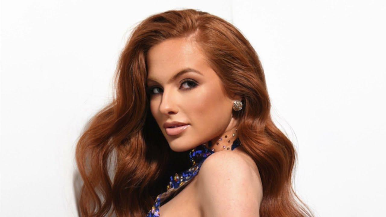 Miss Intercontinental USA 2021 Brianna Lopez