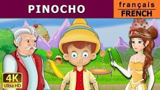 Pinocho | Histoire Pour S'endormir | Histoire Pour Les Petit | Contes De Fées Français