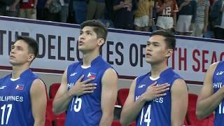 SEA Games 2019: PHL VS VIE Volleyball Men's Division