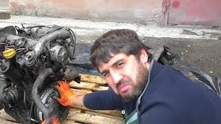 Капитальный ремонт мотора Рено Сценик ТУРБИРОВАННОГО МОТОРА