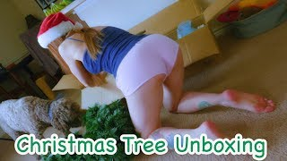 New Christmas Tree Unboxing