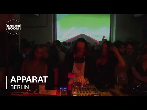 Apparat 60 min Boiler Room Berlin DJ Set