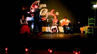 Miguel Infante por soleá en Sala Luna Flamenca