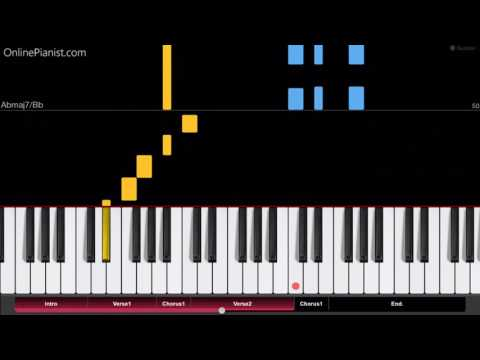 Calvin Harris  Heatstroke ft Young Thug, Pharrell Williams & Ariana Grande  EASY Piano Tutorial