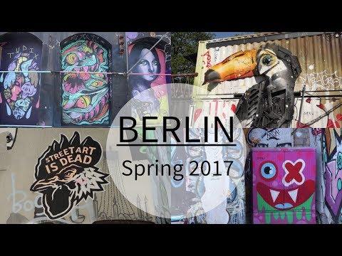 Berlin Travel Diary - May 16th-23rd, 2017