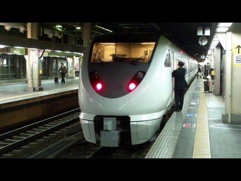 JR北陸本線 金沢駅にて(At Kanazawa Station on the JR Hokuriku Main Line)