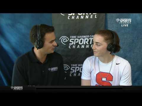 Women's Basketball GA Maggie Morrison Interview