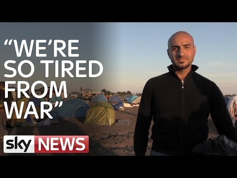 Migration Stories | Raafat Swam For Seven Hours Towards Europe