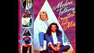 Modern Talking - Cheri Cheri Lady/Sweet Little Sheila /Lonely Tears In Chinatown/Heaven Will Know