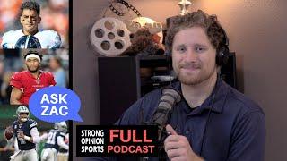 Kyler Murray, Dak's Contract, NFL vs College FB, Jameis & Mariota's Failure & Baker Is Human