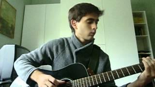 Alt-J (Δ) - Interlude II (Guitar cover)