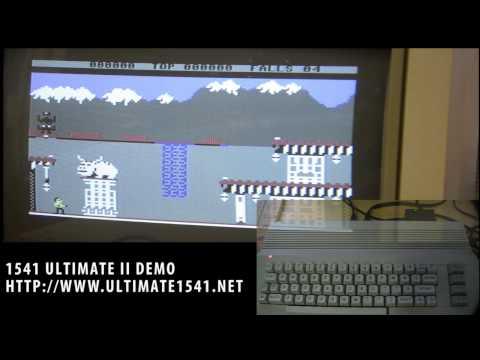 ultimate 1541 II demo