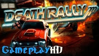 Death Rally Gameplay (PC/HD)