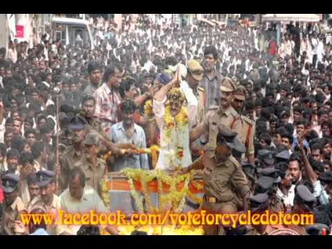 Randi kadali randi Song VoteforCycle
