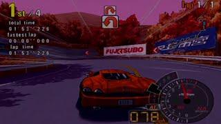 Auto Modellista [GameCube] - Mitsuoka Orochi
