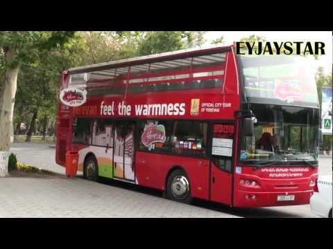 Yerevan City Tour Bus. Ереван Сити-тур Автобус.