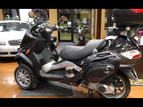 2010 piaggio mp3 250 for sale in downers grove, il - youtube