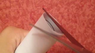 Как сделать держатель для телефона своими руками из бумаги(В этом видео я рассказыва как сделать держатель.Спасибо за простмотр., 2016-08-19T18:41:41.000Z)