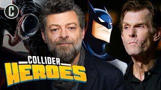 Andy Serkis Directing Venom 2; Kevin Conroy is Batman in the Arrowverse! - Heroes
