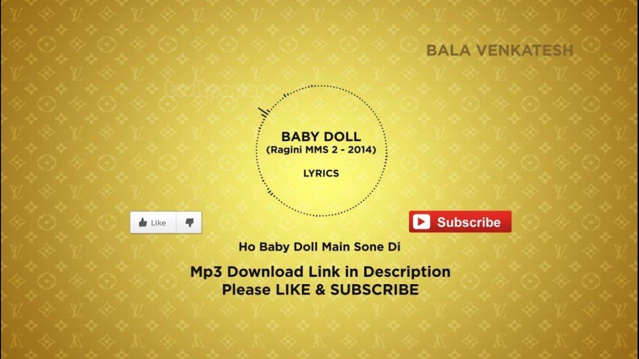 01 baby doll ragini mms 2 (2014) latest bollywood mp3 dj.