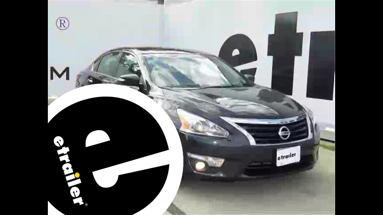 Nissan Altima: Snow tires