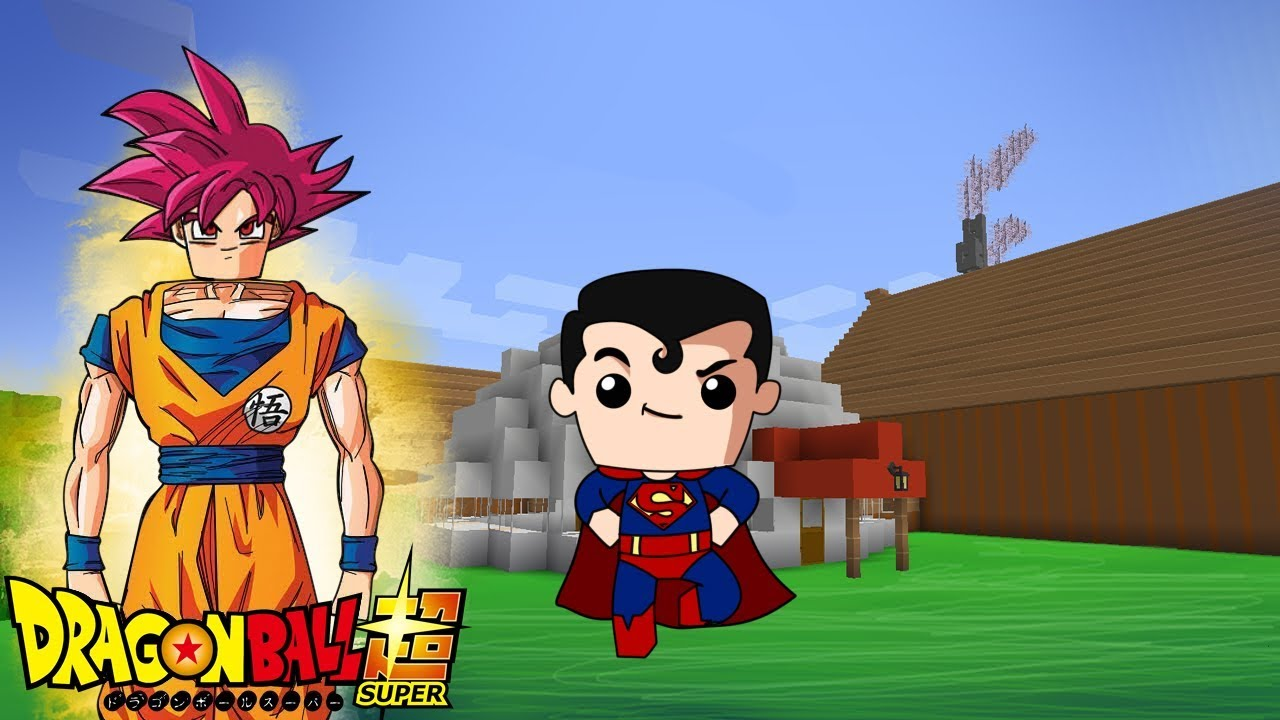 WHO'S YOUR FAMILY? - E SE SUPERMAN FOSSE ADOTADO PELO GOKU DRAGON BALL SUPER