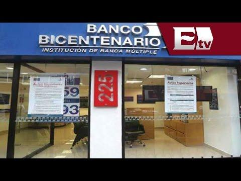 Quiebra el Banco Bicentenario; duró sólo 15 meses / Dinero