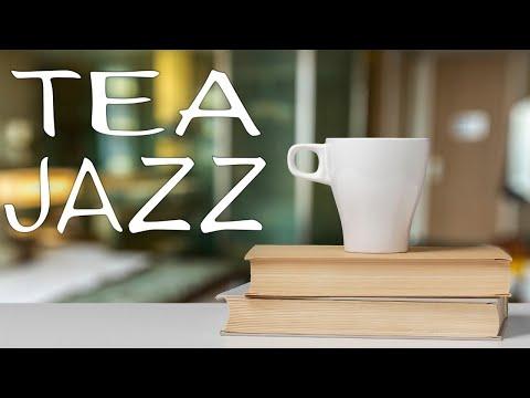 Green Tea Jazz -  Relaxing Instrumental JAZZ Music For Work,Study,Reading