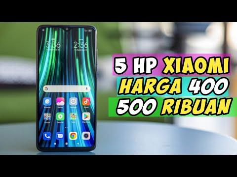 5 HP XIAOMI TERBARU 2019  ( Harga Mulai 800 Ribuan ).
