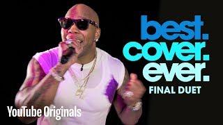 """Flo Rida """"Dancer"""": Best.Cover.Ever. Final Duet"""