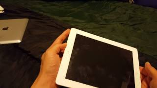 All IPADS: How to Fix Screen that wont come on! Black Display / 1 Minute Fix