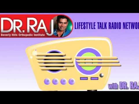 Dr. Raj Discusses Steroids and Growth Hormone on Lifestyle Talk Radio
