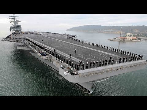 Top 10 Most Powerful NAVY In The World 2021